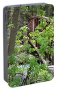 Spring In The Mountains At American Fork Canyon Utah Portable Battery Charger