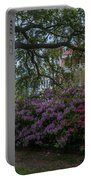 Spring In White Point Gardens Portable Battery Charger