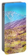 Spring In Whitewater Canyon Portable Battery Charger