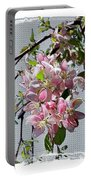 Spring Is Melting Away Portable Battery Charger