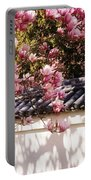 Spring - Magnolia Portable Battery Charger