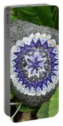 Spring Mandala Portable Battery Charger