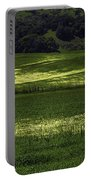 Spring Meadows Of Wildflowers Portable Battery Charger