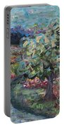 Spring Mountain Flowers Portable Battery Charger