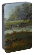 Spring Pasture Portable Battery Charger
