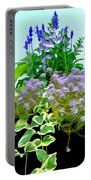 Spring Planter Portable Battery Charger