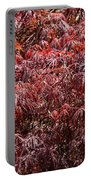 Spring Reds Portable Battery Charger