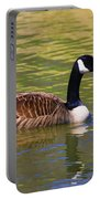 Spring Time Goose Portable Battery Charger