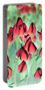 Spring Tulips - Photopower 3012 Portable Battery Charger