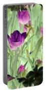 Spring Tulips - Photopower 3051 Portable Battery Charger