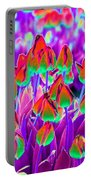 Spring Tulips - Photopower 3116 Portable Battery Charger