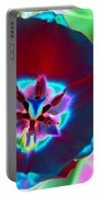 Spring Tulips - Photopower 3168 Portable Battery Charger