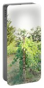 Spring Vines Portable Battery Charger