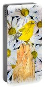 Spring Warbler Portable Battery Charger