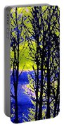 Spring Woodland  Portable Battery Charger