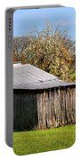 Spring Woods And Barn Portable Battery Charger