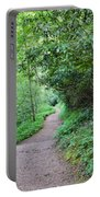 Springing Down The Path Portable Battery Charger