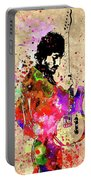 Springsteen Colored Grunge Portable Battery Charger
