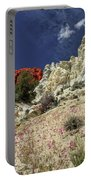 Springtime At Red Rock Canyon Portable Battery Charger