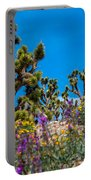 Springtime At The Canyon Portable Battery Charger