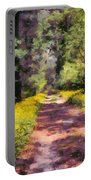 Springtime In Astroni National Park In Italy Portable Battery Charger