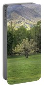 Springtime In Cades Cove Great Smoky Mountains National Park Portable Battery Charger