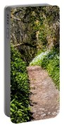 Springtime In Dorset Portable Battery Charger