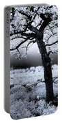 Springtime In Infrared Portable Battery Charger