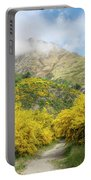 Springtime In New Zealand Portable Battery Charger