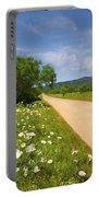 Springtime On The Loop Portable Battery Charger