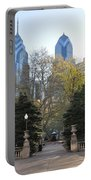 Sprintime At Rittenhouse Square Portable Battery Charger