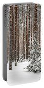 Spruce Among The Pines Portable Battery Charger