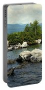 Squam Lake, New Hampshire Portable Battery Charger