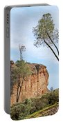 Square Rock Formation Portable Battery Charger