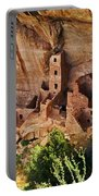 Square Tower Overlook - Alcove Dwellers Portable Battery Charger