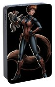 Squirrel Girl Portable Battery Charger