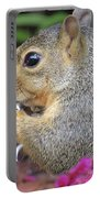 Squirrel - Morning Snack 02 Portable Battery Charger