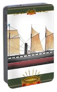 Ss Great Britain Portable Battery Charger