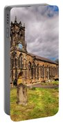 St. Albans Church Portable Battery Charger