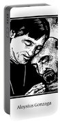 St. Aloysius Gonzaga - Jlalg Portable Battery Charger