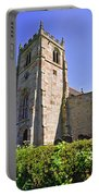 St Andrew's Church At Cubley In Derbyshire Portable Battery Charger