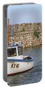 St Andrews Harbour Portable Battery Charger