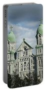 St. Anne's Church Portable Battery Charger