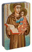 St. Anthony Of Padua - Jcapa Portable Battery Charger