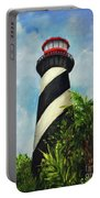 St. Augustine Lighthouse Portable Battery Charger