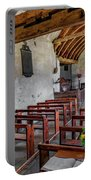 St Celynnin Church  Interior Portable Battery Charger
