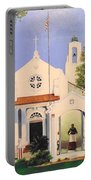 St. Charles Borromeo Church Portable Battery Charger