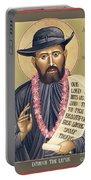 St. Damien The Leper - Rldtl Portable Battery Charger