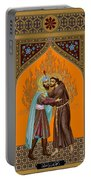 St. Francis And The Sultan - Rlsul Portable Battery Charger