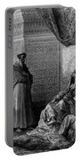 St Francis Of Assisi 1877 Portable Battery Charger